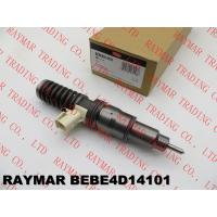 China DELPHI Genuine electric unit fuel injector BEBE4D14101, BEBE4D14001 for VOLVO D16 20929906, 20780666 wholesale