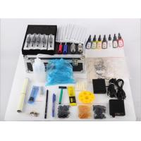 China HOBO Professional Tattoo Machine Kits with Two Ratory Machine Supply TK05 wholesale