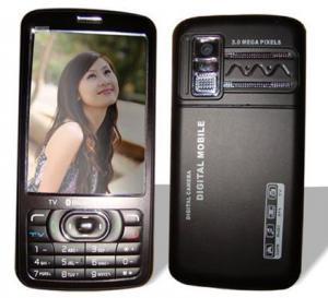 China Quad-Bands Dual SIM Mobile Phone (A968) wholesale