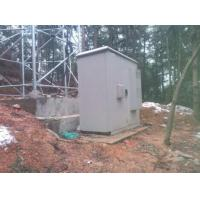China IP55 Telecom Tower Enclosure, Battery Cabinet, With Air Conditioning wholesale