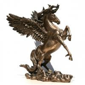 Buy cheap Large Bronze Horse Sculpture, Outdoor Bronze Sculpture Plaza Decoration from wholesalers