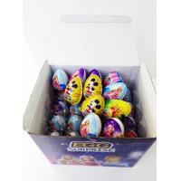 Buy cheap 7g Chocolate Egg Funny And Lovely Kids' Snack Pop Snacks Taste Sweet And Crisp from wholesalers