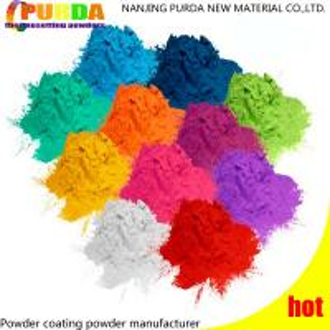 Buy cheap Pantone Color Polyester Powder Coating , Anti Corrosion Powder Coating from wholesalers
