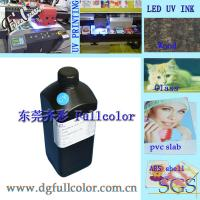 China Low Smell Omnipotent Print UV Inks LED Flatbed Printer Refill Led Curable Ink wholesale