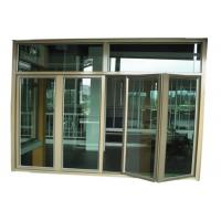 China 6063 T5 Aluminium Window Profiles With Electrophoretic Coated wholesale