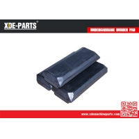 China XDE Bolt On Rubber Pad 800X165X80 Rubber Pad Excavator Rubber Pad For Sale wholesale