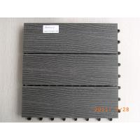 Quality WPC decking tiles for sale