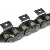China Small K1 Attachment Roller Conveyor Chain Short Pitch Durable Custom Made wholesale