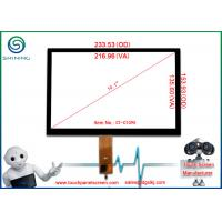China 10.1 Inches 16/10 I2C Interface Capacitive Touch Display COF Type Goodix GT928 Controller on sale