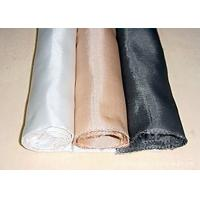 Quality High Tensile Strength Twill Woven Glass Fiber Cloth for Filter Press / Liquid for sale