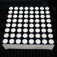 China Suitable for Indoor Use Dot-matrix LED Display, Matrix Height of 1.5 Inch, Different Colors wholesale
