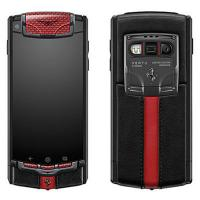 China New arrival Luxury phone Vertu Constellation Ascent Ti Ferrari phone Wholesale from China on sale