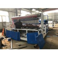 China Pneumatic Reinforced Fence Mesh Welding Machine For Civil Building Beam Floor on sale