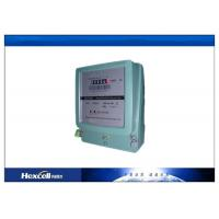 China Electronic Power Meter Analog Display PLC Single Phase Solid State / Smart kWh Meter wholesale