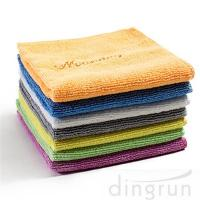 Buy cheap Soft Fast Drying Microfiber FaceTowels Washcloths Highly Absorbent Cleaning Towel from wholesalers