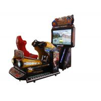 China 46 Inch Oem/Odm Racing Game Machines For Game Center / Kid'S Playground wholesale