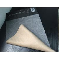 China Shrink - Resistant Double Cloth Fabric Super Soft 50% Wool 50% Other wholesale