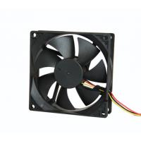 China 92×92×25mm 12V DC Brushless Cooling Fan For CPU wholesale