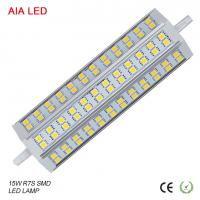 China High power IP20 15W  5050 SMD R7S LED Lamp/ LED bulb for IP65 waterproof led flood light wholesale