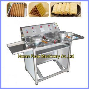 China Egg roll baker, egg roll machine, small snack machine wholesale