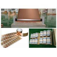 China Eco Friendly Lithium Ion Battery Copper Foil / Large Copper SheetRoll wholesale