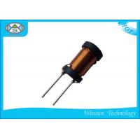 Quality Low Impedance Chokes Ferrite Core Inductor , D10 X H16mm 1016 Radial Leaded Inductor for sale