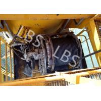 China Offshore Marine Platform Wire Rope Marine Drum Winch Long Service Life wholesale