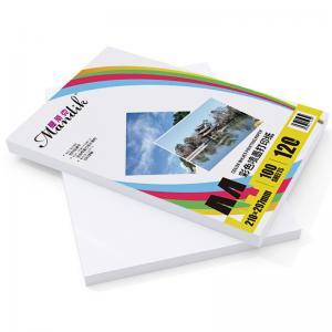 China Double Sided Matte Inkjet Photo Paper on sale