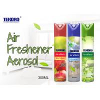 China Office / Auto Use Air Freshener Aerosol With Instant And Long - Lasting Fragrance wholesale