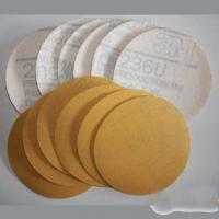 China 3m 236U acrylic polish paper disc / Abrasive Paper / Sanding paper wholesale