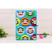 China Paul Frank Silicone Case For Ipad Air Half Colorful Monkey Zoom Julius wholesale