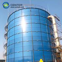 China Glass-Fused-to-Steel Bolted Steel Water Tanks for Farms & Agricultural Use wholesale