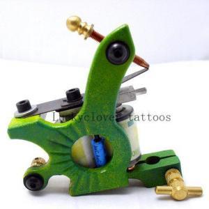 China Fashion Pure Copper Handmade Tattoo Machine Gun Shader wholesale