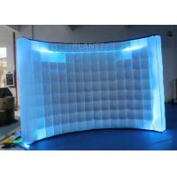 China Colorful Igloo Photo Booth , Inflatable Selfie Booth For Event Adverting wholesale