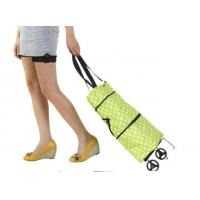 China Popular High Quality Trolley Shopping Bag adjustable shopping bag Convenient Trolley sho on sale