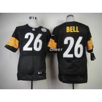 China nike nfl Pittsburgh Steelers 26 Bell Jersey wholesale