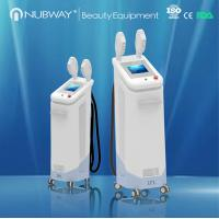 China Competitive price aft shr ipl elight hair removal machine with CE made in China hot sale wholesale