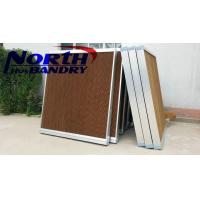 China poultry cooling pad/poultry farm equipment/ventilation and coolimg system wholesale