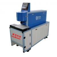 China 30W×1 Laser Power Wire Stripping Equipment , Automatic Cable Stripping Machine wholesale