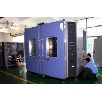 China Step - In Constant Temperature And Humidity Chamber Water - Cooled Blue Color wholesale