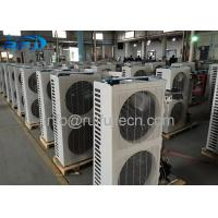 China CE Approval Air Cooled Condenser Unit 380V / 220V Medium Temperature wholesale