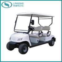 China CE Electric Car Club Buggy Tourist Car 4 Seats (LQY047) on sale