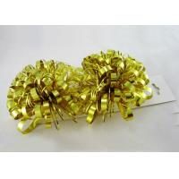 Quality Silver Green Yellow Hand made Fancy Bows for Gift packing and Christmas decoration for sale