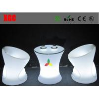 China LED Chair 16 Colors Whaterproof Furniture LED Glowing Chair For Outdoor Yard Garden Party Club Event Park wholesale