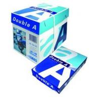 China DOUBLE A A4 PAPER 80GSM 500 SHEET / REAM. 5 REAMS/BOX  $1.00USD wholesale