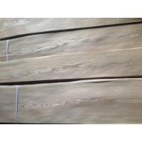 China 0.5mm Thickness Good Quality Crown Cut  Natural Chinese Ash veneer on sale