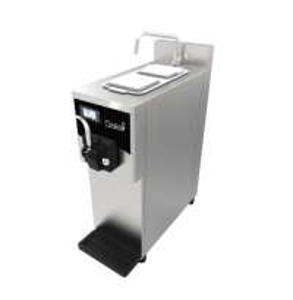 China CF9128R 28L/h Beverage Ice Cream Dispenser Machine on sale