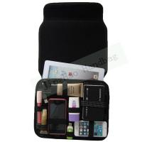 China Electronic Accessories Bag /  GRID Travel Cable Organizer 32.7*24*2 CM wholesale