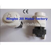 China PA66 Material 5A 250V Oven Selector Switch / Oven Push Button Switch / Oven Lamp Holders wholesale
