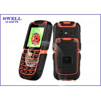 China 2.4 Inch GSM IP67 functional Smartphone Waterproof for Military wholesale